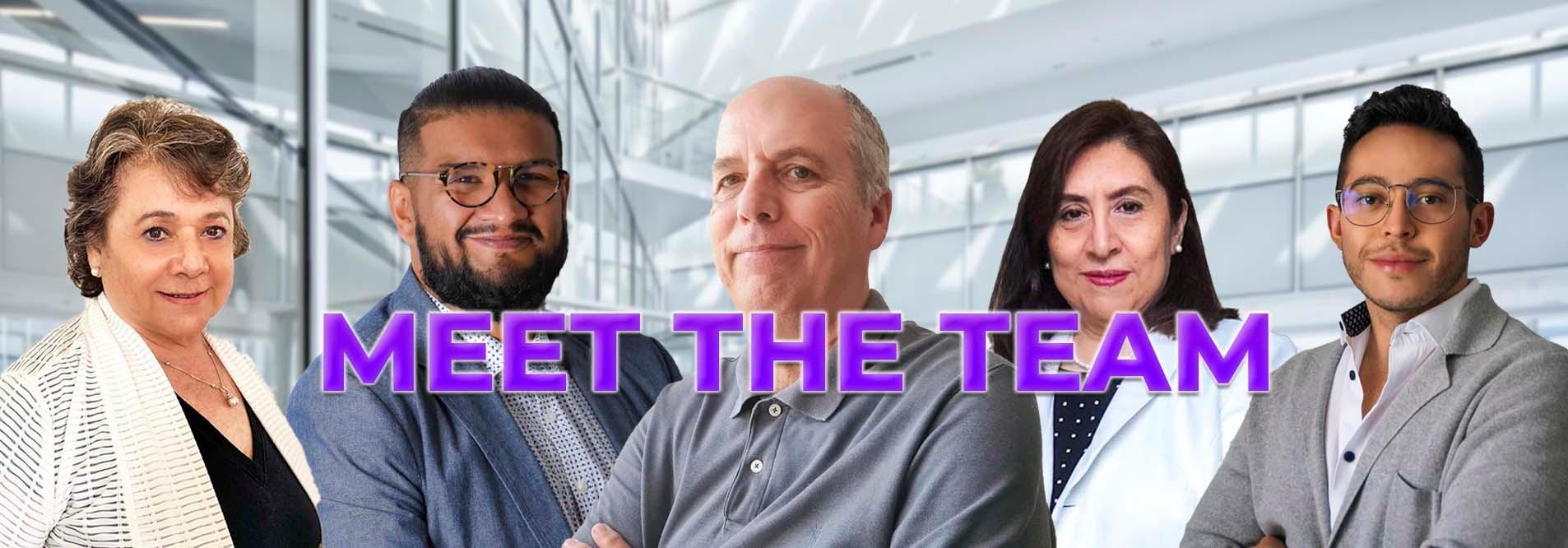 Meet the PT team
