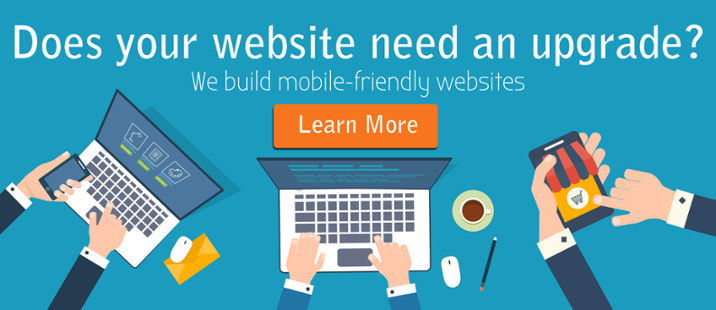 We build small business websites