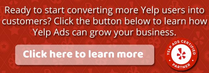 Yelp Ads Consultation