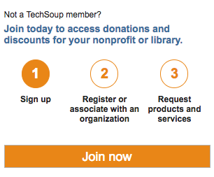 Get Started With TechSoup