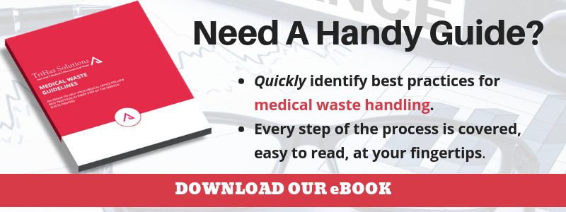 Download medical waste handling guide (ebook)