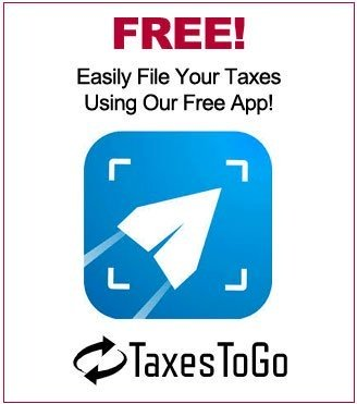 Use our mobile app to send us your tax files