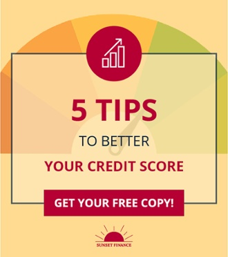 5 tips to better your credit