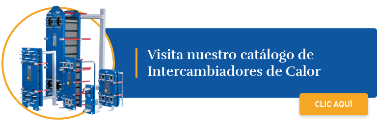 Catalogo de intercambiadores de calor