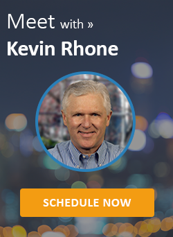 Meet with Kevin Rhone