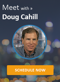 Meet with Doug Cahill