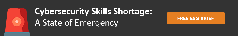 cybersecurity skills shortage