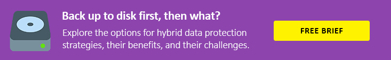 hybrid data protection brief