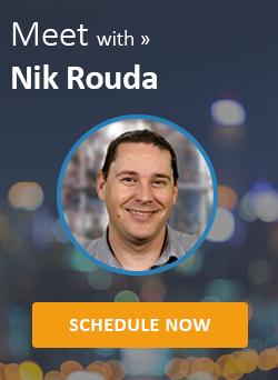 Meet with Nik Rouda