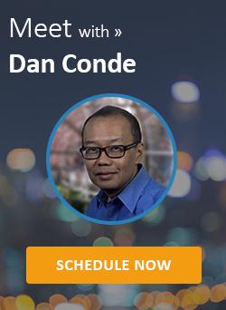 Meet with Dan Conde
