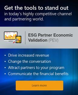 Partner Economic Validation info