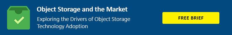 object storage brief