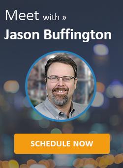 Meet with Jason Buffington