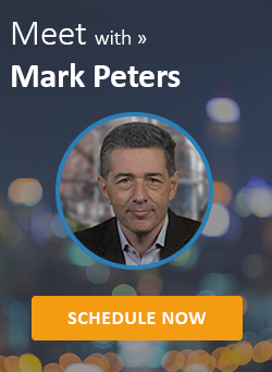 Meet with Mark Peters