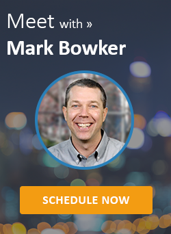 Meet with Mark Bowker