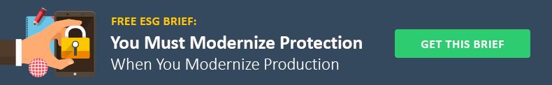 modernize protection when you modernize production