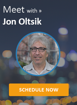 Meet with Jon Oltsik