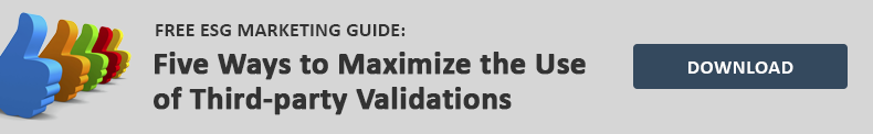 ESG Validation Marketing Guide