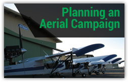 Planning an Aerial Campaign