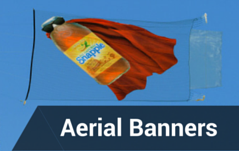 airplane banners