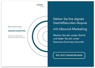 Executive Summary Inbound Marketing