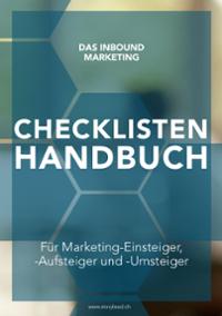 Inbound Marketing Checklisten Handbuch