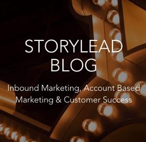 Storylead Blog zu Inbound Marketing, ABM, Customer Success