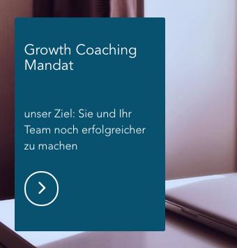 Growth Coaching Mandat
