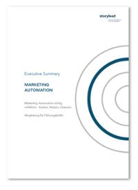 Executive Summary Marketing Automation
