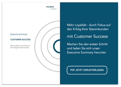 Executive Summary Customer Success
