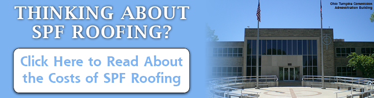 How much does SPF Roofing cost?