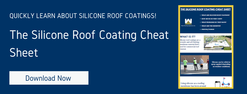 download the silicone roof coating cheat sheet