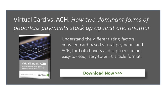 VC vs. ACH Download