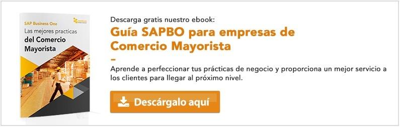 Ebook: Guía SAPBO Comercio Mayorista