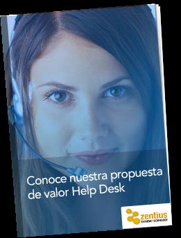 Mesa de ayuda - Help desk - Seguimiento de tickets
