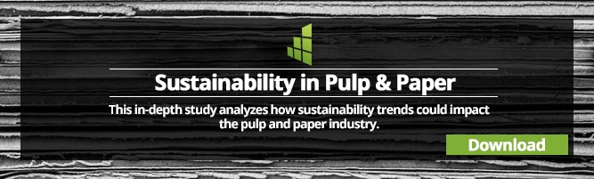 Sustainability in Pulp & Paper