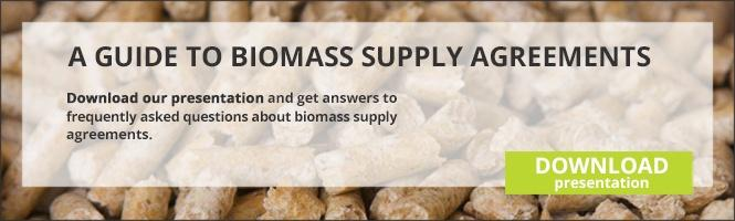 Biomass Supply Agreements