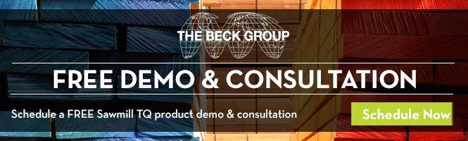 The Beck Group Sawmill TQ Video Demonstration