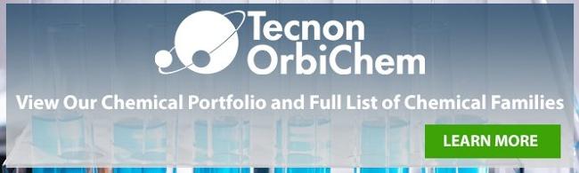 Tecnon OrbiChem chemical families learn more