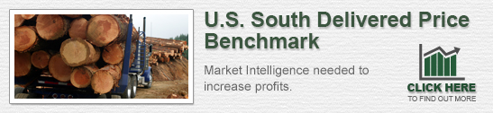 US South Delivered Price Benchmark