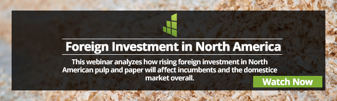 Foreign Investment in North America