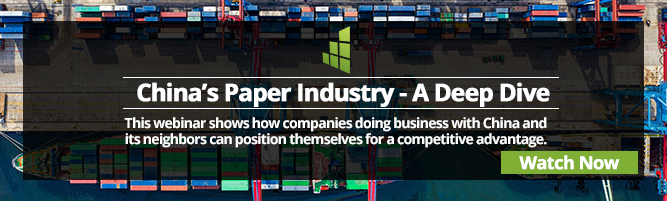 China's Paper Industry - A Deep Dive