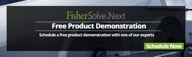 FisherSolve Next Demo CTA
