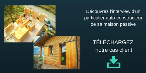 Blokiwood Cas client expérience construction maison passive