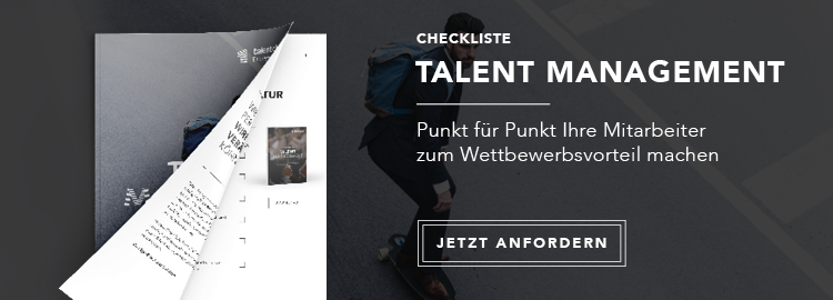 Checkliste Talent Management