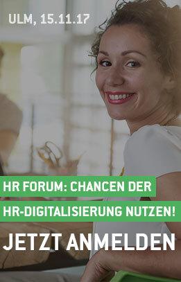 HR FORUM 15.11.2017 Jetzt anmelden.