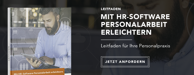 Leitfaden HR-Auswahl