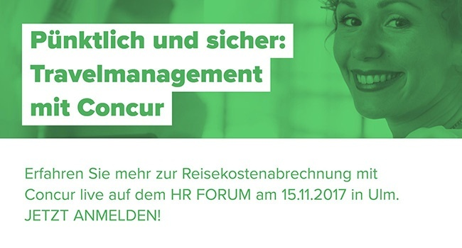 Vortrag auf dem HR FORUM 2017