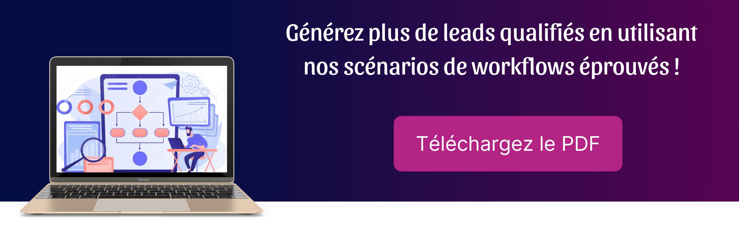 scénarios de workflows
