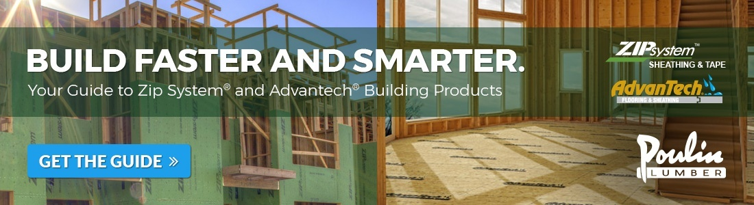AdvanTech and Zip System Product Brochure